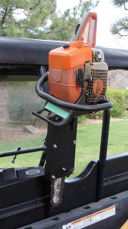 Polaris Ranger General bucket holder