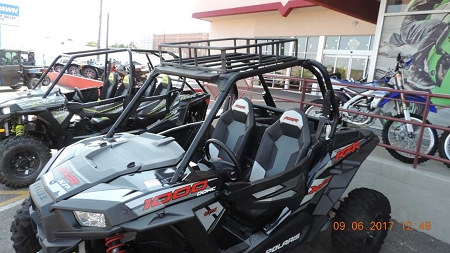 Polaris Rzr Roof Rack