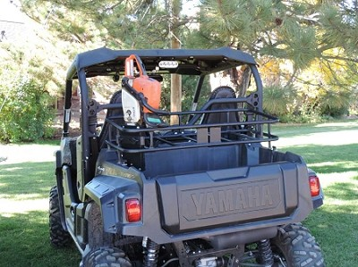 Yamaha Wolverine Rear Cargo Rack Scroll Down To See