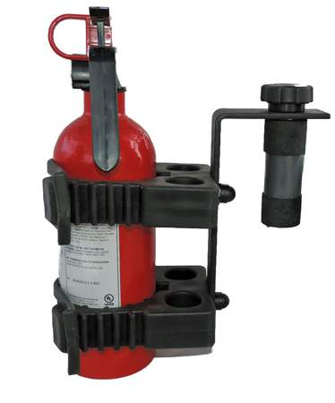 Fire Extinguisher Carriers