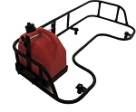 Polaris Sportsman Rack with Raised Rail