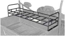 Polaris Ranger Mid Size Rear Cargo Rack Fits Ranger 2010-2021