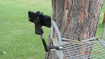 Universal Outdoors Smart Phone Holder