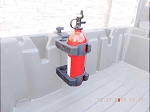 Can Am Defender Fire Extinguisher Mount Fits all Can Am Defenders