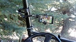 UTV Smart Phone and Camera Holder