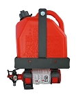 Polaris Ranger/General Fire Extinguisher, Spare fuel, Tool Carrier Fits all  models all years.