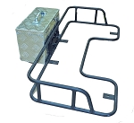 Polaris Sportsman Rack with Tool Box