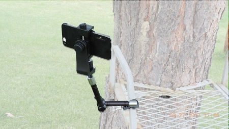 Universal Cell Phone Holder Hunting Tree Stand