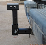 Adjustable Truck Hitch