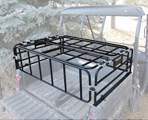 Polaris Mid Size Ranger Dog Box