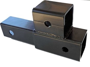 Receiver Hitch Extender Piggyback